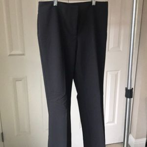 White House Black Market Pants with Slits in Calf